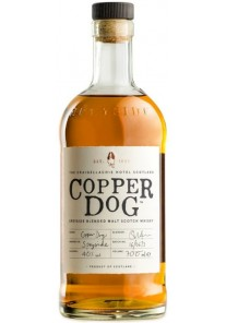 Whisky Copper Dog Blended  0,70 lt.