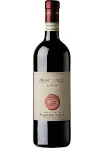Montefalco Rosso Scacciadiavoli 2016  0,75 lt.