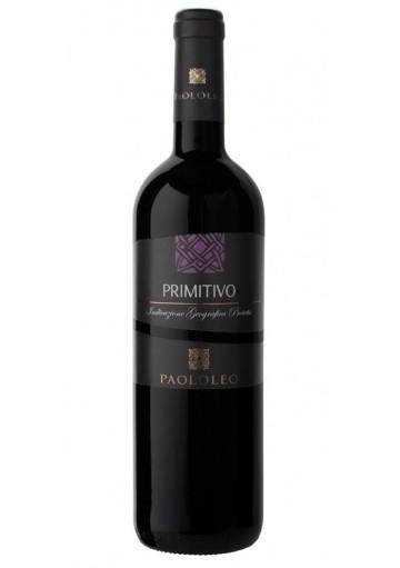 Primitivo di Manduria Paololeo 2015 0,75 lt.