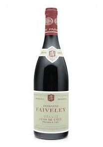 Beaune Clos de L\'ecu 1er Cru Faiveley   2017 0,75 lt.