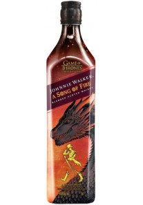 Whisky Johnnie Walker a Song of Fire White Walker Limited Edition Game of Thrones  0,70 lt.