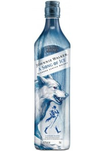 Whisky Johnnie Walker a Song of Ice White Walker Limited Edition Game of Thrones  0,70 lt.