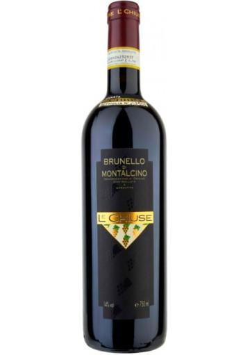 Brunello di Montalcino Le Chiuse 2015 0,75 lt.