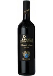 Brunello di Montalcino Pian di Conte Talenti Riserva 2013  0,75 lt.