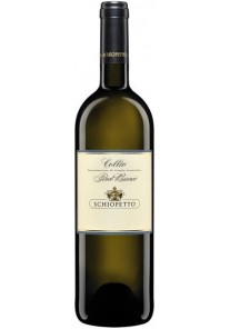 Pinot Bianco Schiopetto 2018  0,75 lt.