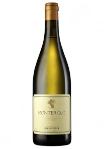 Chardonnay Coppo Monteriolo 2017 0,75 lt.