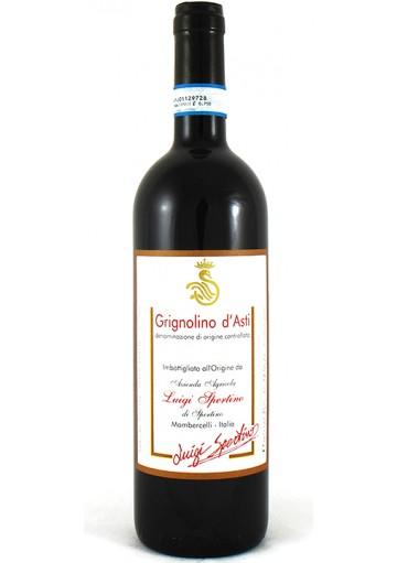 Grignolino d\'Asti Luigi Spertino 2019 0,75 lt.