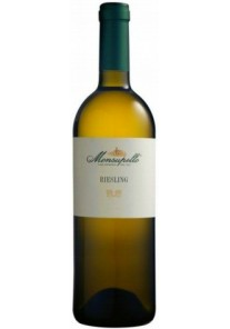 Riesling Monsupello Renano 2019  0,75 lt.
