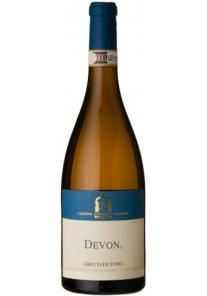 Greco di Tufo Caggiano Devon 2019 0,75 lt.