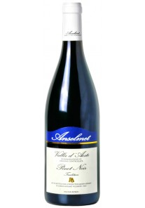Pinot Nero Anselmet  2018  0,75 lt.
