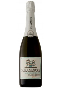 Alghero Torbato Spumante Brut  Sella & Mosca  0,75 lt.