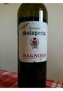 Bagnolo Soloperto 0,75 lt.