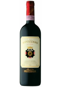 Chianti Rufina Nipozzano Frescobaldi Riserva 2016  0,75 lt.