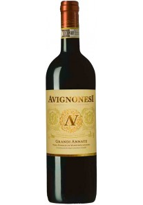 Nobile di Montepulciano Avignonesi Grandi Annate 2015  0,75 lt.
