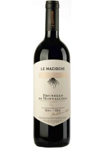 Brunello di Montalcino Le Macioche Cotarella 2015  0,75 lt.