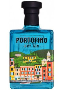 Gin Portofino Dry  0,50 lt.