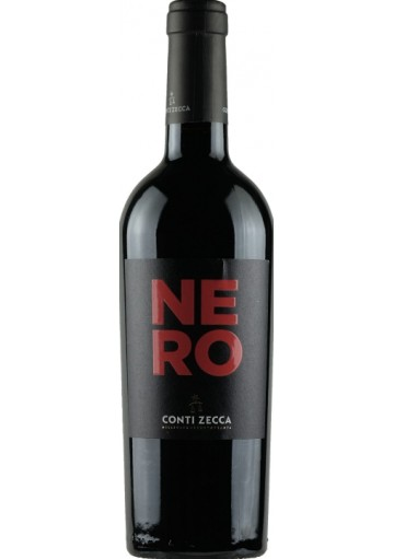 Nero Conti Zecca 2010 0,75 lt.