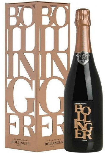 Champagne Bollinger Rosè Special Edition 2006 0,75 lt.