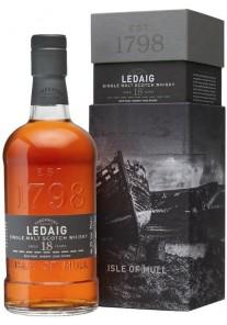 Whisky Ledaig Single Malt 18 Anni  0,70 lt.