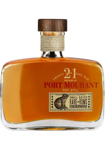 Rum Port Mourant Pot Still 21 Anni Rare Rums Rum Nation 0,70 lt.
