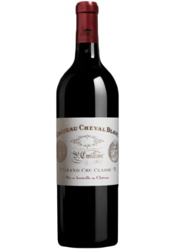 Chateau Cheval Blanc Saint-Emilion I G.C.C. 1980 0,75 lt.