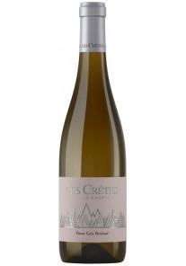 Pinot Grigio Brulant Les Cretes 2019 0,75 lt.