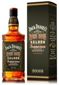 Whisky Jack Daniel\'s  Red Dog Saloon Limited Edition 0,70 lt.