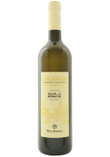 Ravello Selva delle Monache Bianco Ettore Sammarco 2019  0,75 lt.