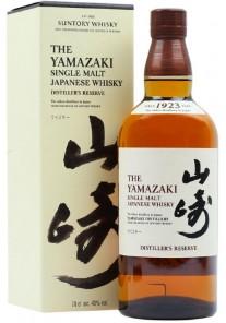 Whisky The Yamazaki Single Malt Distiller\'s  Reserve  0,70 lt.