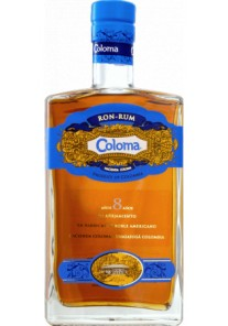 Rum Coloma 8 anni 0,70 lt.