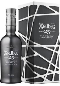 Whisky Ardbeg Single Malt 25 Anni  0,70 lt.