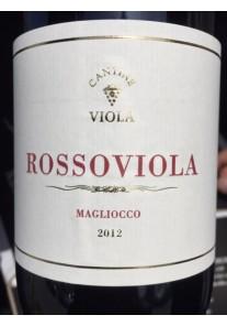 Rossoviola 2012 0,75 lt.