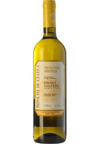 Ribolla Gialla Ronchi di Cialla 2019 0,75 lt.