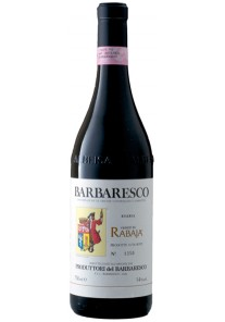 Barbaresco Cantina Produttori del Barbaresco Rabajà  Riserva 2016 0,75 lt.