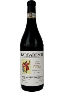 Barbaresco Cantina Produttori del Barbaresco Riserva Pora 2016 0,75 lt.