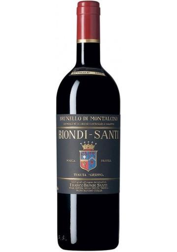 Brunello di Montalcino Biondi Santi 2015  0,75 lt.