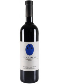 Capolemole Rosso Marco Carpineti  2018 0,75 lt.