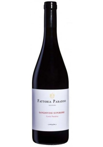 Sangiovese Fattoria Paradiso Superiore 2012 0,75 lt.