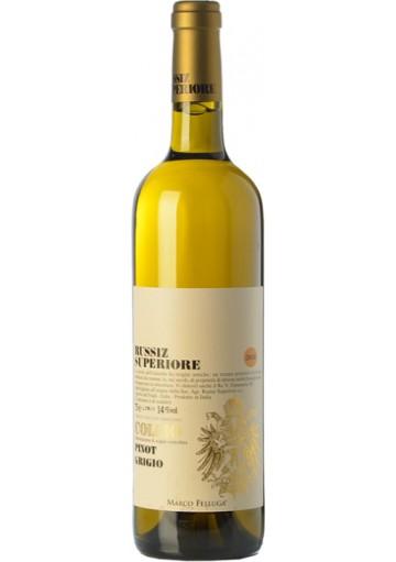 Pinot Grigio Russiz Superiore Marco Felluga 2020 0,75 lt.