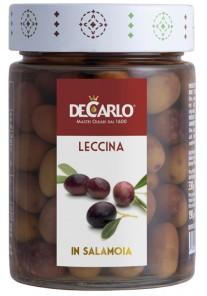 Leccina In Salamoia De Carlo 190g