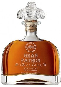 Tequila Patron Burdeos  0,70 lt.