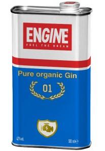 Gin Engine 0,50 lt.