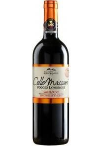 Montecucco Colle Massari Poggio Lombrone Riserva 2016 0,75 lt.