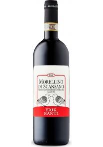 Morellino di Scansano Erik  Banti 2020  0,75 lt.