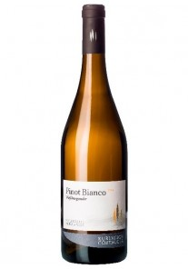 Pinot Bianco Cortaccia 2015 0,75 lt.
