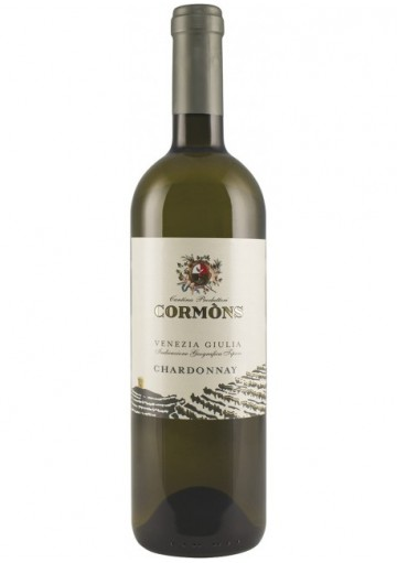Chardonnay Cormons Venezie IGT 2015 0,75 lt.