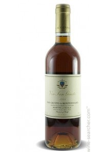Vin Santo San Giusto a Rentennano(dolce) 2007 0,375 lt.