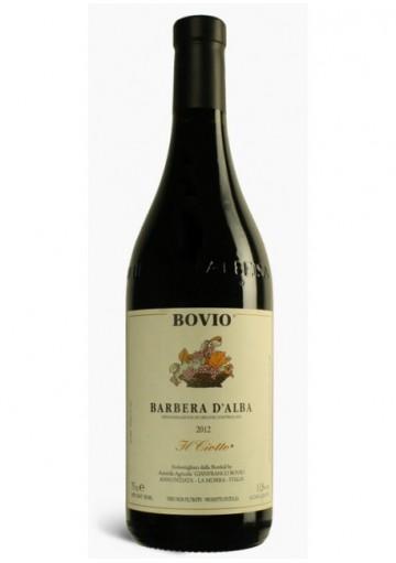 Barbera d\'Alba Bovio Vigneto il Ciotto 2013 0,75 lt.