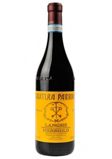 Nebbiolo Cantina Parroco 2015 0,75 lt.