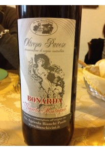 Bonarda bianchi Vivace Oltrepo Pavese 2015 0,75 lt.